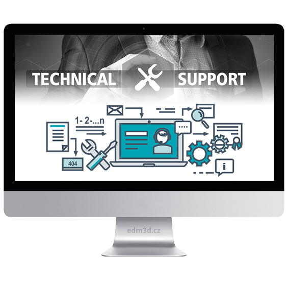 monitor Technical Support